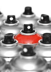 aerosols lubrification
