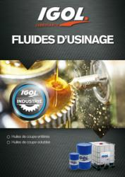 fluide industrie usinage