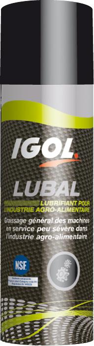 IGOL : LUBAL UN LUBRIFIANT POUR L'INDUSTRIE AGRO-ALIMENTAIRE. dans - - - Gros plan igol-lubal20copie