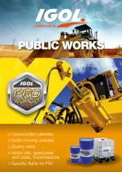 lubricant public-works