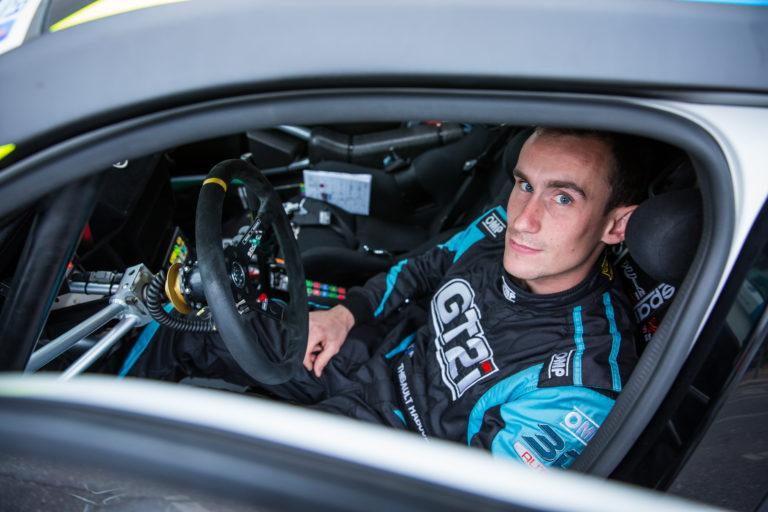Thibault Habouzit, pilote du Team 2C Compétition
