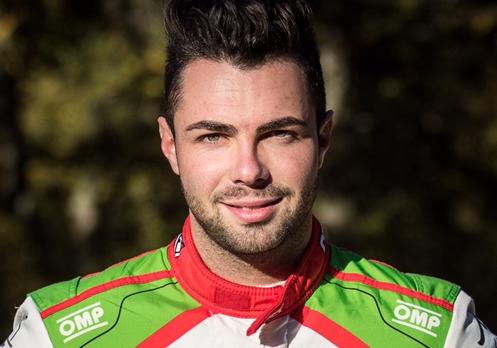 Quentin Gilbert : pilote du Team 2C Compétition
