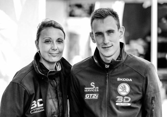 Equipage 2C Compétition Thibault Habouzit et Sandra Fargier