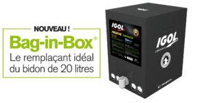 IGOL présente sa toute dernière innovation ! dans - - - Actualité lubrifiants automobiles bag-in-box-huile-avantages-new-300x150