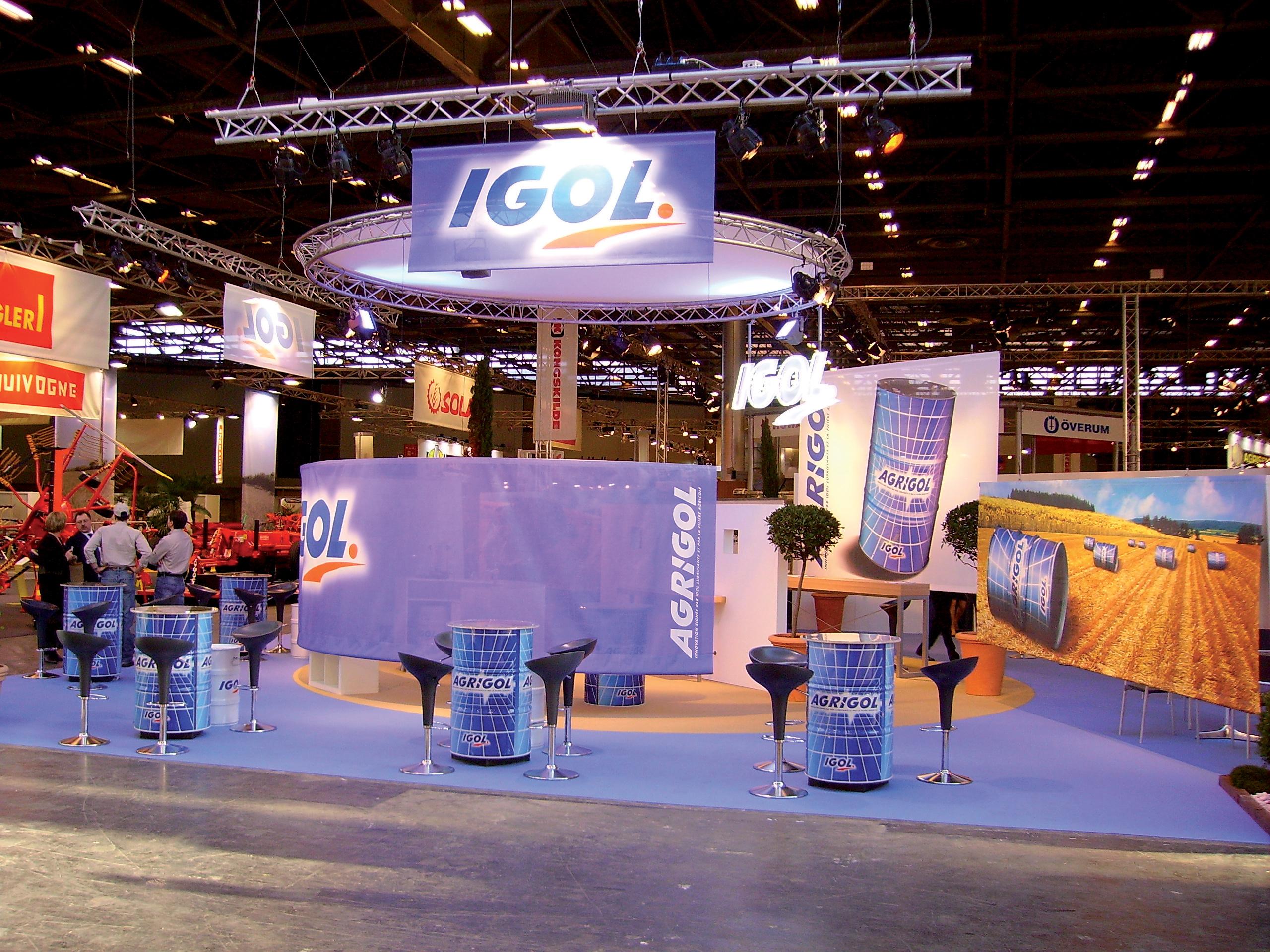 stand salon SIMA 2007