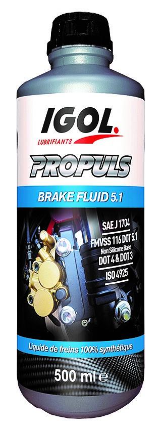 brake fluid 5 1 propuls