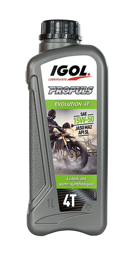 PROPULS EVOLUTION 4T 15w-50