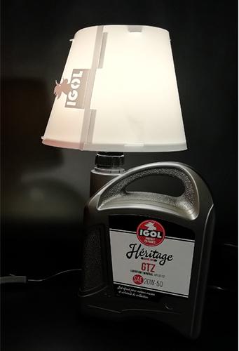 LAMPE IGOL HERITAGE