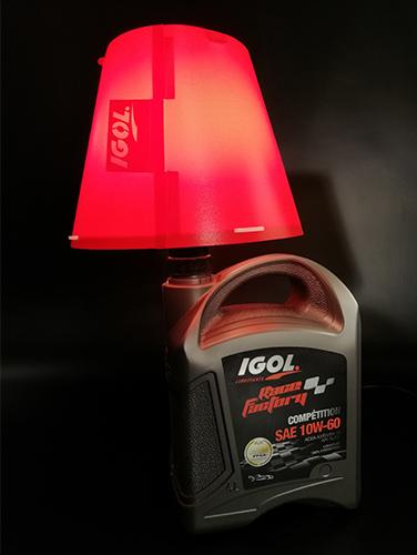 LAMPE IGOL RACE FACTORY